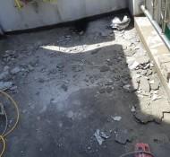 대조동 옥상방수작업